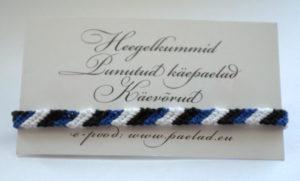 sini-must-valge käepael